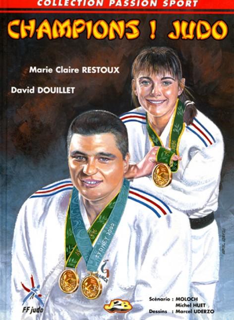 Champion Judo