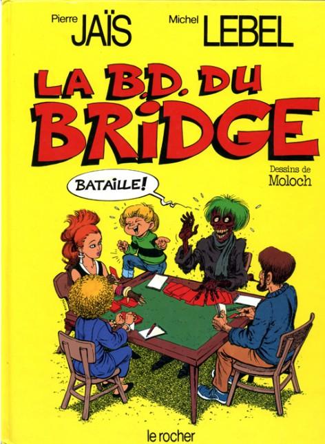 """""""Faire le mort"""" au bridge... sûrement ce qui m'a le plus amusé. D'où le côté guignolo du personnage."""